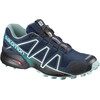 Salomon Speedcross 4 Shoes Women Poseidon/Eggshell Blue/Black